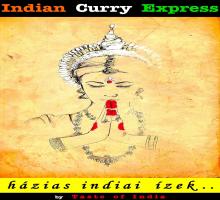 Indian Curry Express, Budapest, OnLine ételrendelés