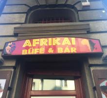 Afrikai Büfé és Bár, Budapest, OnLine ételrendelés