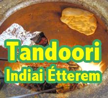 Tandoori Indiai Étterem, Budapest, OnLine ételrendelés