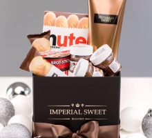 Imperial Cream and Sweet