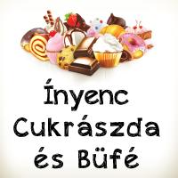 Ínyenc Cukrászda és Büfé, Mosonmagyaróvár, Internetes ételrendelés