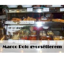 Marco Polo Gyorsétterem, Tata, étel házhozszállítás, ebéd házhozszállítás