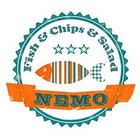 Nemo Fish & Chips & Salad Házhozszállítás, Budapest, étel házhozszállítás, ebéd házhozszállítás