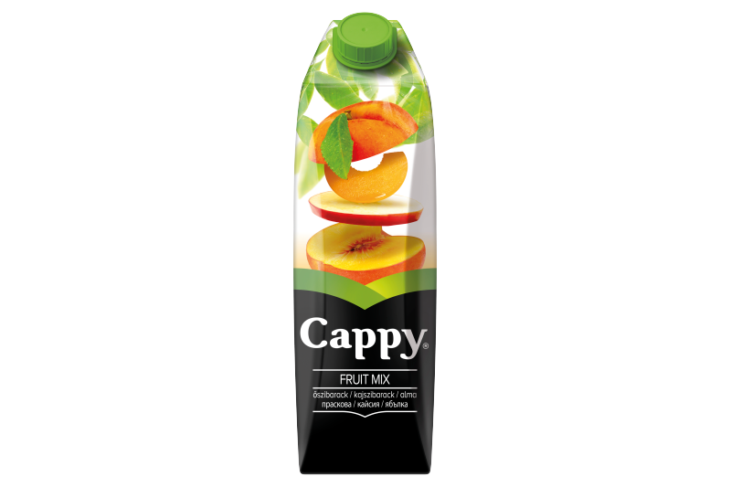 Cappy Fruit Mix (1l)