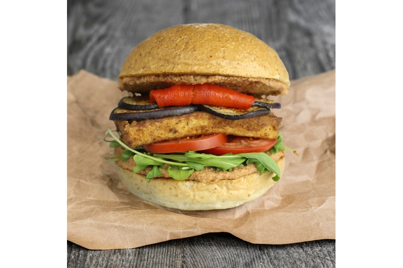 TM - Vegan Life burger