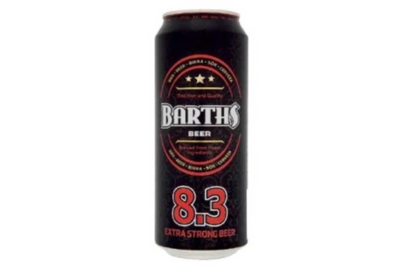 Barths Extra Strong (0,5l) (8,3%)