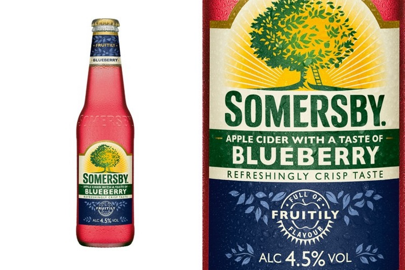 Somersby Blueberry (0,33l)