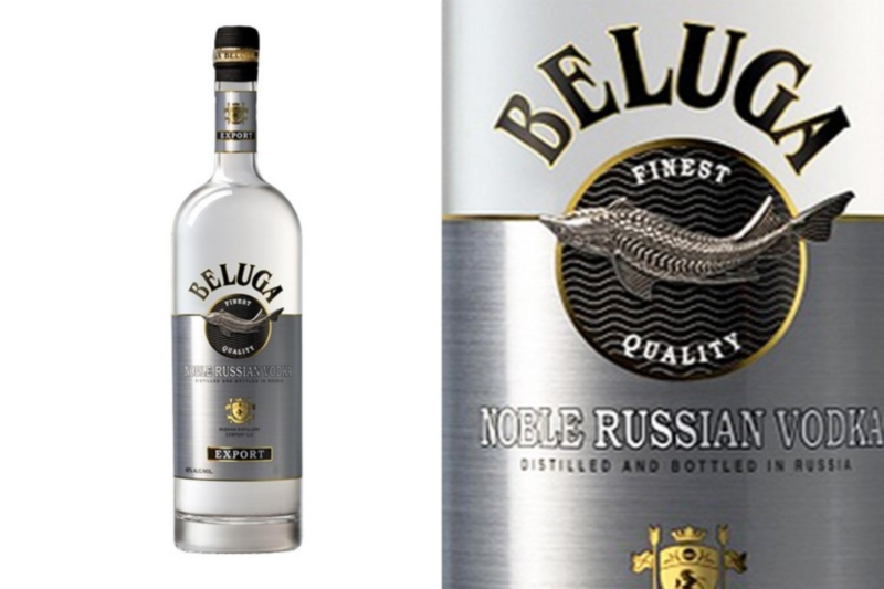Beluga Vodka Noble (0,5l)