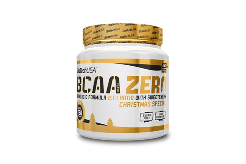 BCAA Flash Zero (360g) téli tea
