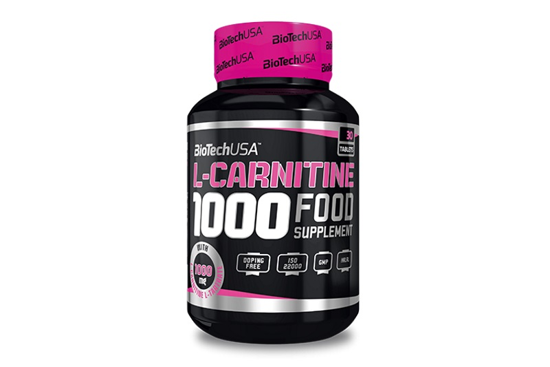 L-CARNITINE 1000mg tabletta (30db)
