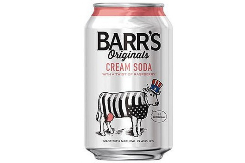 Barr Cream Soda (0,3l)