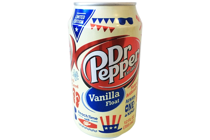 Dr. Pepper Vanilla Float (0,3l)