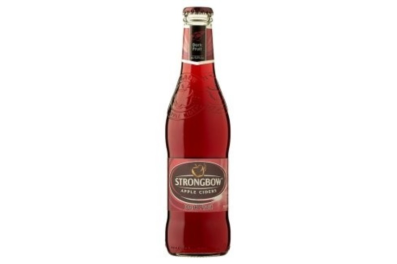 Strongbow Dark Fruit (0,33l) (4,5%)