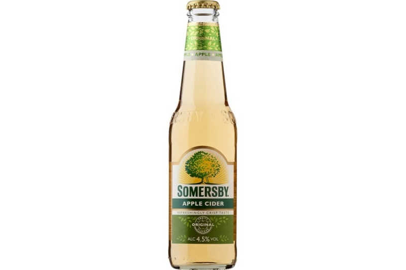 Somersby Apple Sweet (0,33l) (4,5%)