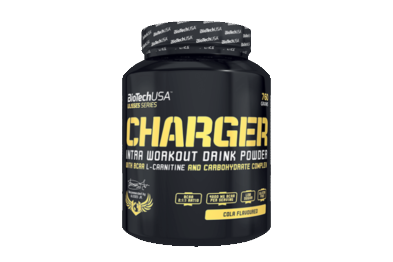 Ulisses Charger (760g) cola
