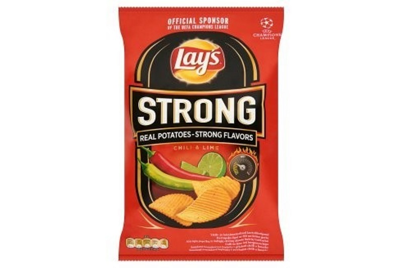 Lays Strong Chili és Lime (77g)