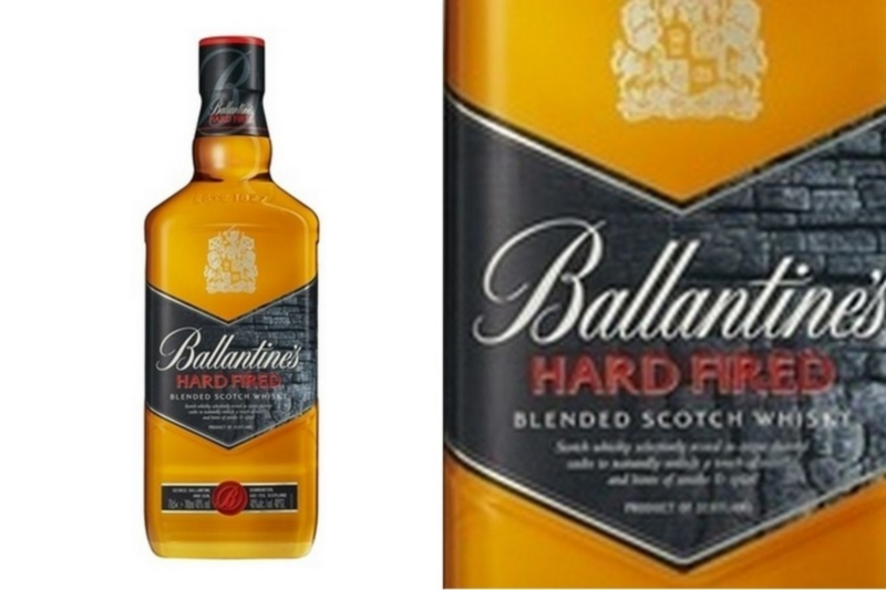 Ballantines Hard Fired (0,7l)