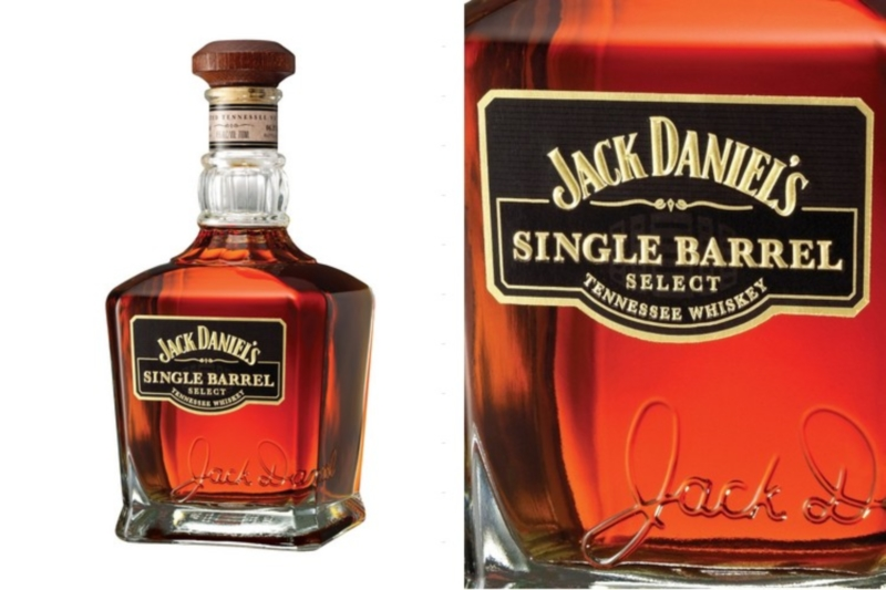 Jack Daniels Single Barrel DD (0,7l)