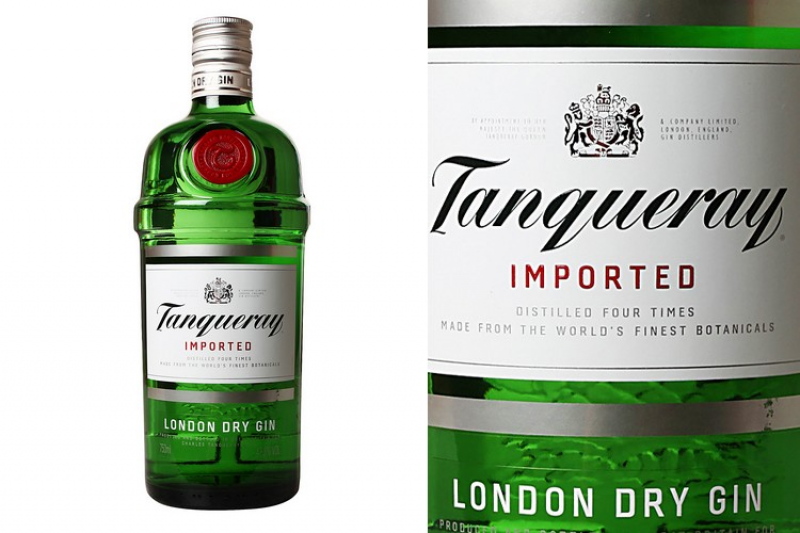Tanqueray Dry Gin (0,7l)