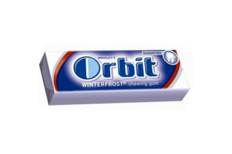 Orbit Winterfrost drazsé (14g)