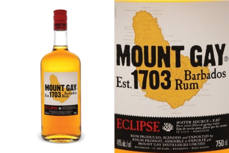 Mount Gay Barbados 1703 Eclipse (0,7l)