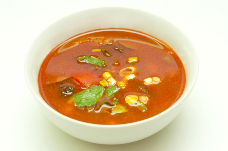 Tom yum (rákból)