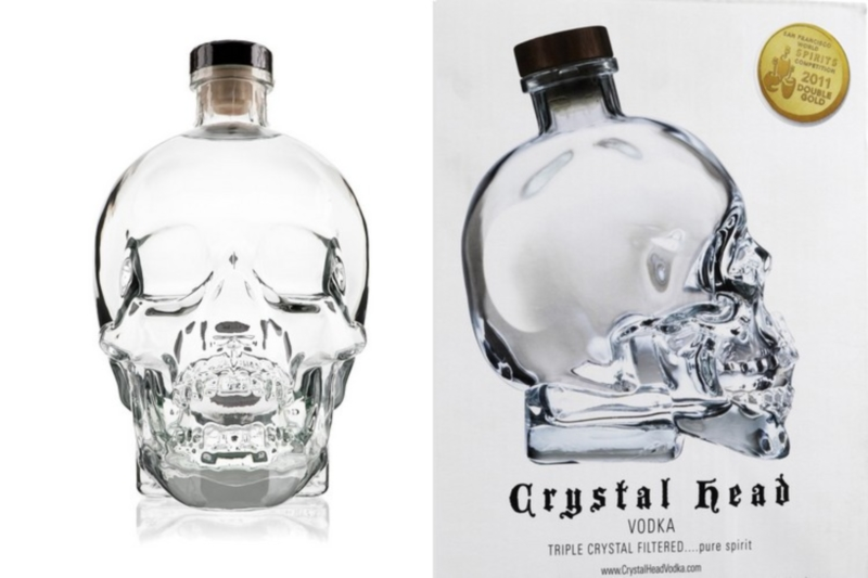 Crystal Head Vodka DD. (0,7l)