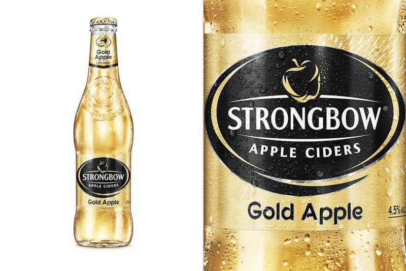 Strongbow Apple Gold (0,33l)