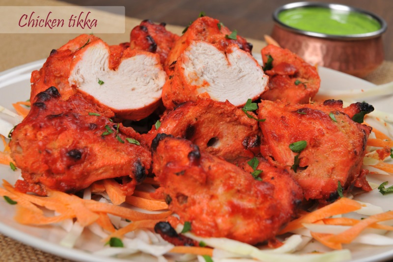 Chicken Tikka (8db)
