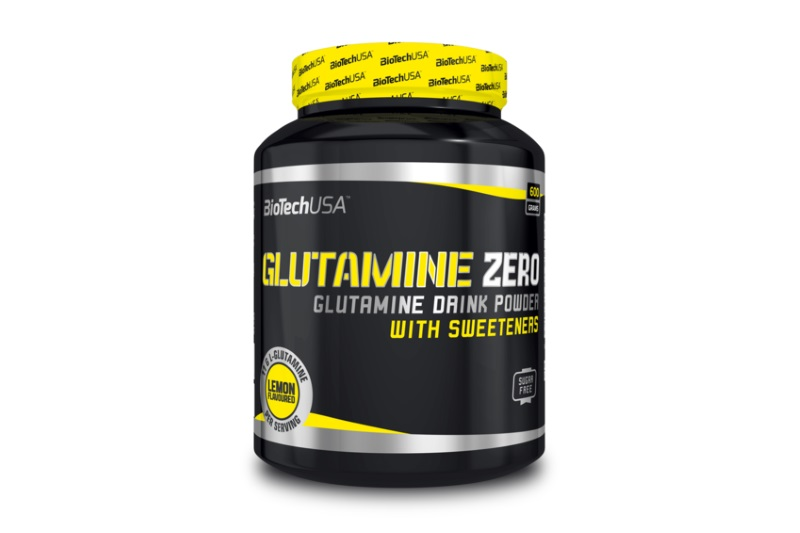 Glutamine Zero (600g) barackos ice tea