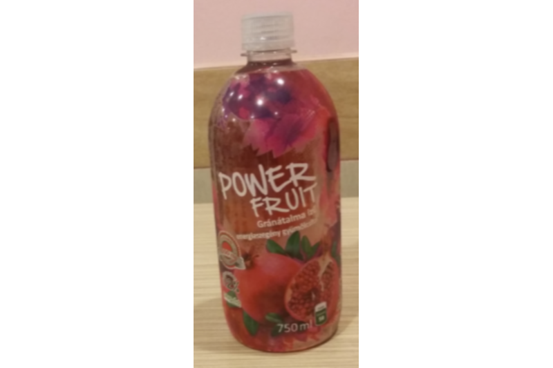 Power Fruit gránátalma (0,75l)
