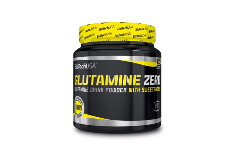 Glutamine Zero (300g) barackos ice tea