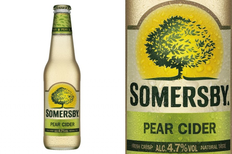 Somersby Pear (0,33l)