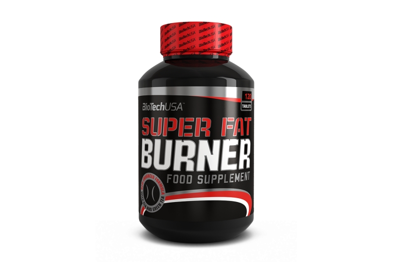 Super Fat Burner (120db)