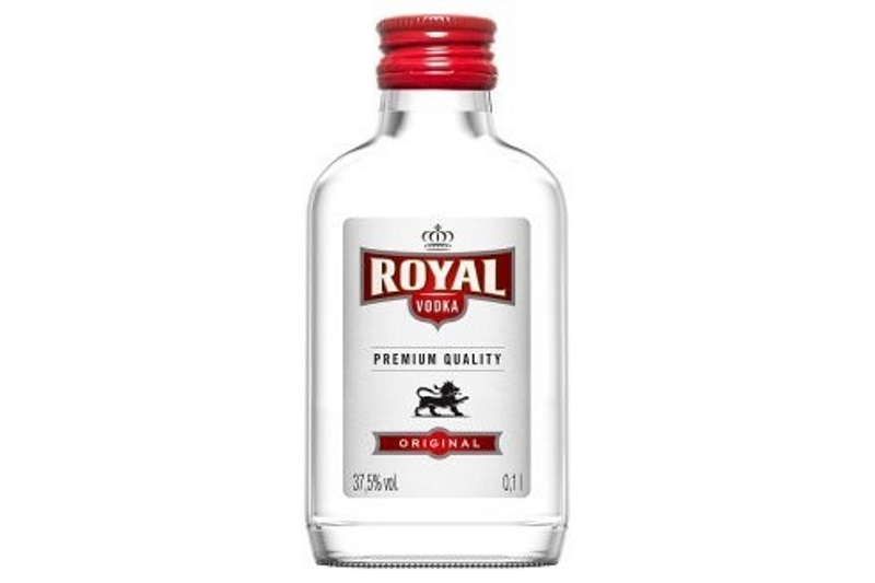 Royal Vodka Original (0,1l) (37,5%)