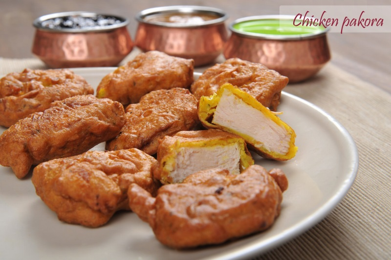Chicken Pakora (6db)