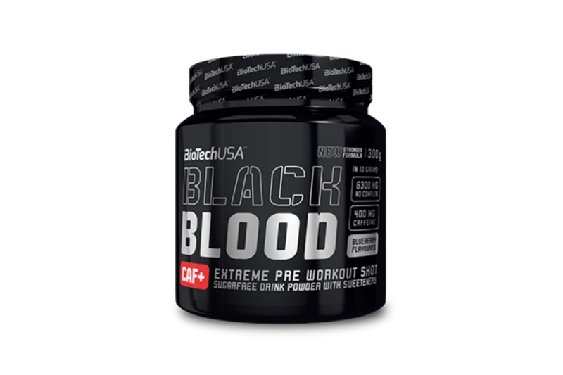 Black Blood CAF+ (300g) áfonya