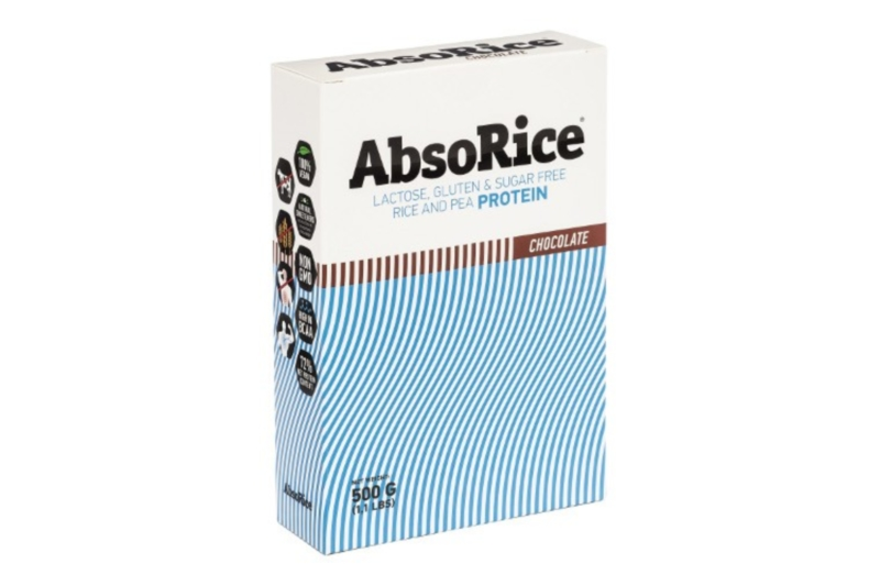 Absorice rice and bean protein (500g) vanília