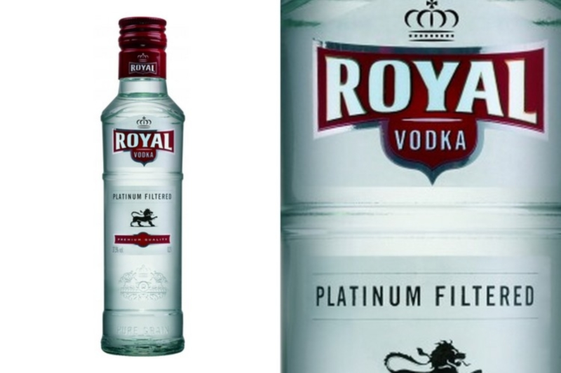Royal Vodka (0,2l)