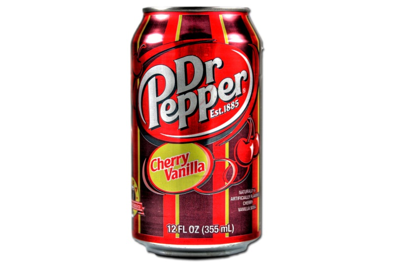 Dr. Pepper Cherry Vanilla (0,3l)