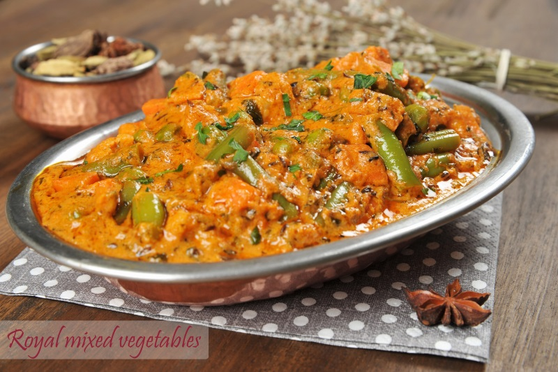 Royal Tilwala Mix Vegetable