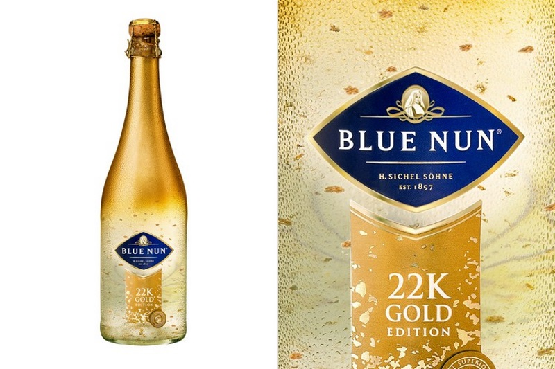 Blue Nun Gold Edition 22k (0,75l)