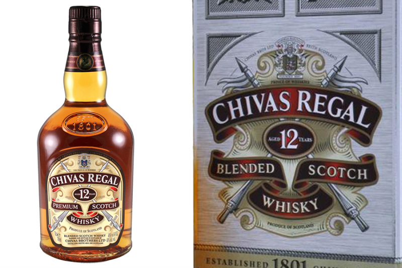 Chivas Regal (0,5l)