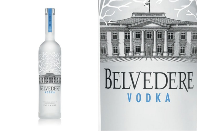 Belvedere Vodka (0,7l)