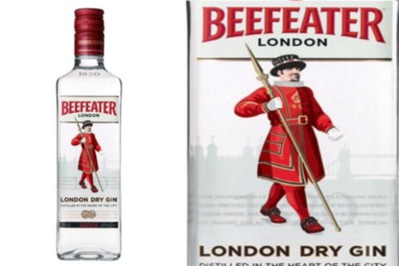 Beefeater London Dry Gin (0,7l)
