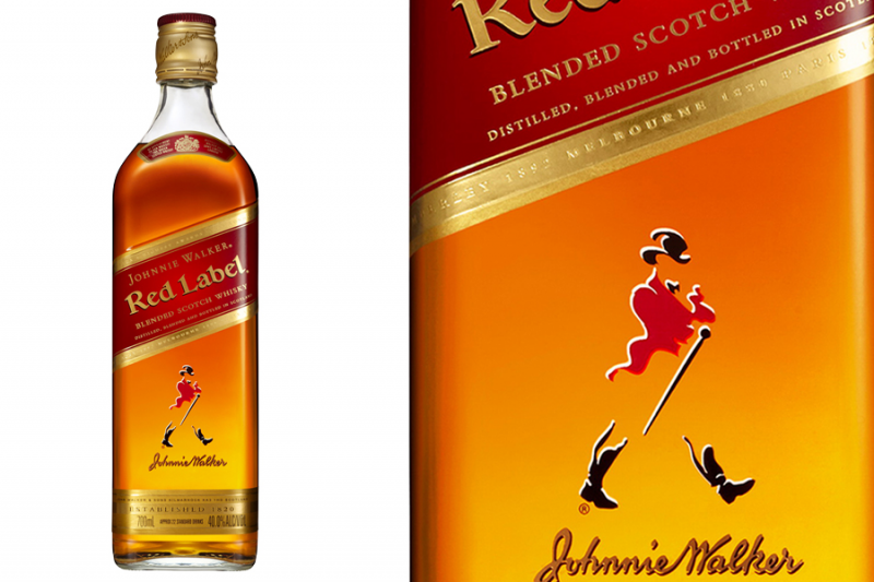 Johnnie Walker Red Label (1l)