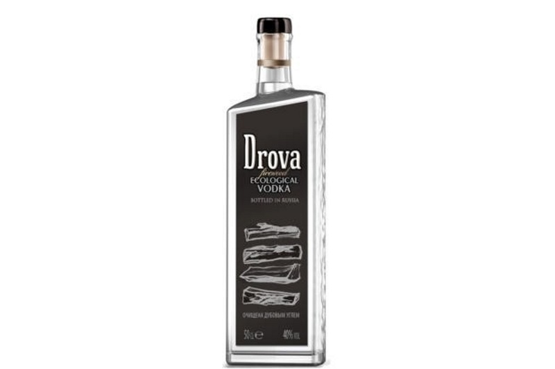 Drova Oak Filtered Vodka (0,5l) (40%)
