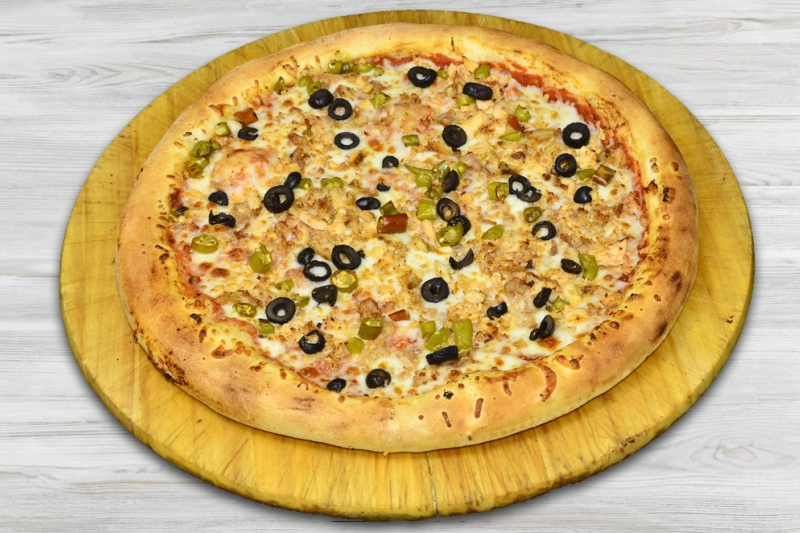 Prémium - King pizza (24cm)
