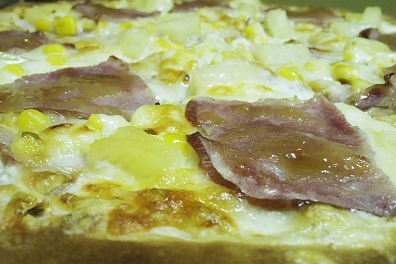 50. Hawaii Lux pizza (32cm)