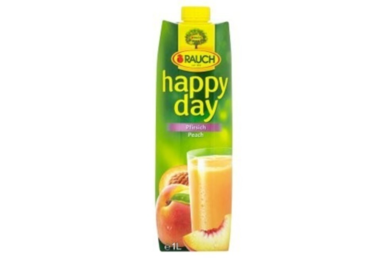 Happy Day 50% Őszibarack (1l)